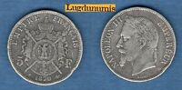 Second Empire, 1852-1870 FAUSSE 5 Francs Napoléon III 1870 BB Strasbourg