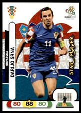 Panini Euro 2012 Adrenalyn XL - Hrvatska Darijo Srna (Star Player)