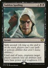 Sudden Spoiling Commander 2014 MINT Black Rare MAGIC THE GATHERING CARD ABUGames