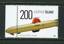 Iceland Scott #1144 MNH 200k Gavia Submarine SHIPS $$