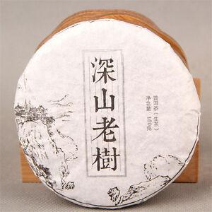 Pu-erh Tea Handmade Cake Puer Tea 100g Raw Pu'er Tea Ecology Old Tree Green Tea