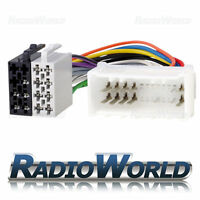 Kia & Hyundai Car Stereo Radio ISO Adaptor Lead Wiring Loom Harness Connector