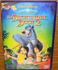 DVD Das Dschungelbuch 2 Z4 Walt Disney Meisterwerk
