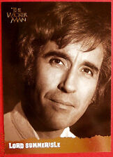 THE WICKER MAN Gold Foil CHASE CARD #F1 - CHRISTOPHER LEE Unstoppable Cards 2014