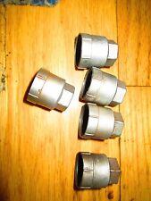 Corvette C4  90-95   Wheel Lug Nuts Caps,                 12337914 GM ORIGINALS