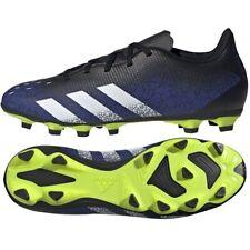 ADIDAS MEN'S PREDATOR FREAK.4 FLEXIBLE GROUND FOOTBALL BOOTS FY0625 UK 9