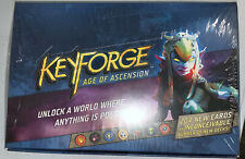 KeyForge Age of Ascension Booster Box NEW, FACTORY SEALED