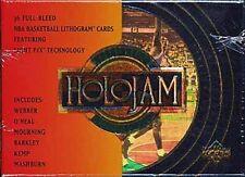 1993 Upper Deck HoloJam SEALED BOX (36 CT) Webber ROOKIE, Michael Jordan PSA 10?