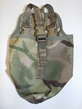 MTP CAMO SHOVEL TOOL CASE ENTRENCHING CARRIER POUCH - British Army Issue