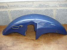 Honda xl600vm Transalp 1991 en la parte delantera Guardabarros / Fender (Azul)