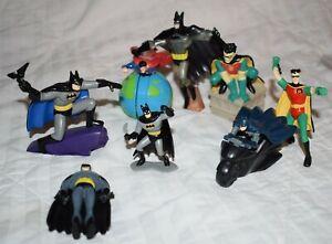 DC Batman the Animated Series figure lot 1993