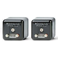 Cambridge Audio Minx S212 v2 Stereo Speaker System - Black