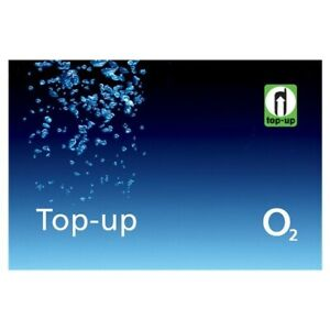 O2 - £10 - Pay as You Go - Mobile phone Top Up Code / Vouche