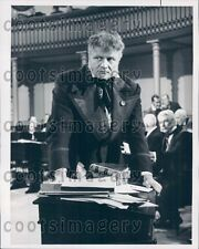 1964 Actor Brian Keith as Thomas Hart Benton Profiles in Courage TV Press Photo