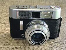 Voigtlander Vito B 1756-1956 Camera w/Original Box & Instructions w/ Bonus meter