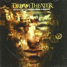*NEW* CD Album Dream Theater - Metropolis Pt 2: Scenes (Mini LP Style Card Case)