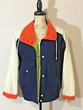 Nautical Style (S) Natalie Farber Women's Jacket Comfortable Fit & Fashion Trend