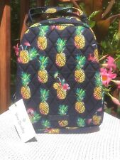 NWT~VERA BRADLEY~ 🍍TOUCAN PARTY 🍍QUILTED LUNCH BUNCH BAG TOTE~EXACT ITEM!