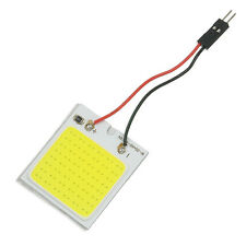 New White 48 SMD COB LED T10 4W 12V Car Interior Panel Light Dome Lamp Bulb Hot