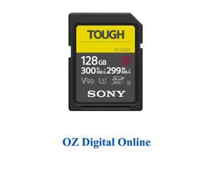 New Sony SF-G128T Tough 128GB 300mb/s SDXC UHS-II  1 Year Au Warranty