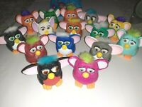 Lot 15 1998 McDonalds Happy Meal Toy Furby Set of 15 All Different Furbies