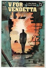DC - V FOR VENDETTA Vol. III Of X (#3) - NM 1988 Vintage Comic