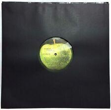 "10x 12"" LP Record Sleeves Black Paper Inner Album Liners Cntr Hl Vinyl Square"