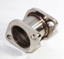 Catback Exhaust Muffler Pipe Extension Flange Steel Adapter 2.5