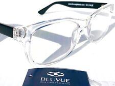 Синий свет блокировки компьютер игровой модный считыватель очки намечен кристальный черный
