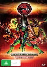 Chaotic: Volume 1 New DVD R4 VGC