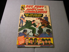 Sgt. Fury and his Howling Commandos #22 (1965, Marvel) Low Grade