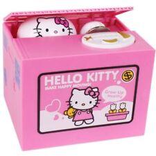 "Children Toy Hello Kitty ""Style"" Piggy Bank - Money Box - Saving Coin - Bank Box"