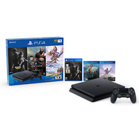 New Sony PlayStation 4 PS4 Slim 1TB Console 3 Game Bundle - FREE SHIPPING