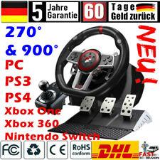 900 ° Rennspiele Lenkrad lernen Autosimulation Fahrmaschine für PC PS4 xbox 360