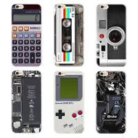 Fundas Game Boy Camara Calculadora Casette Nes.PARA TODOS LOS IPHONE !