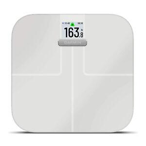 Garmin Index S2 Smart Bathroom Scale White North America