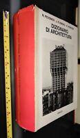 GG LIBRO: DIZIONARIO DI ARCHITETTURA - N.PEVSNER J.FLEMING H.HONOUR SAGGI 631