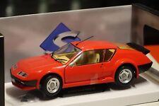 Renault Alpine A 310 Pack GT rot 1:18 Solido 181202 neu & OVP