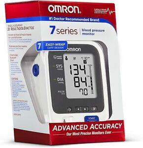 Brand New Box OMRON 7 Series BP760N Upper Arm Blood Pressure Monitor Easy Wrap