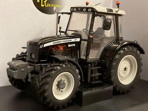 1/32 scale UH 2994 Massey Ferguson 5470 tractor traktor tracteur black Fauchi