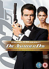 Die Another Day - 2 DISC ULTIMATE EDITION JAMES BOND New Sealed Charity D8-19