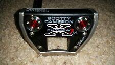"Titleist Scotty Cameron Futura X7M LH Left Handed Putter 34"" Mint"