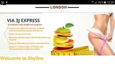Via 3J Express: Detox, Fat Burner, Weight Loss. -1.9Kg in 3 Days