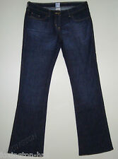 "BEAUTIFUL SASS&BIDE LOW RISE SLIM BOOT LEG DENIM JEANS 32 ""GEORGE & DRAGON"""