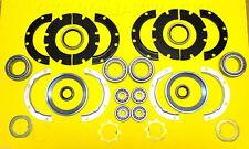 Achsüberholung Suzuki Samurai - Santana Achsabdichtung Radlager
