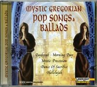 Capella Gregoriana Mystic Gregorian pop songs & ballads-Daybreak.. [CD]