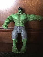 "Vintage 2007 INCREDIBLE HULK 6"" Figure w/Gray Pants Marvel Hasbro"