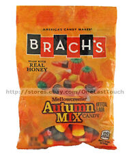 BRACH'S Bag MELLOWCREME AUTUMN MIX 4.2 oz CANDY CORN Halloween/Fall Exp. 5/18+