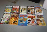 Horrible Harry/Flat Stanley/ Book Lot Of 10 children's chapter books