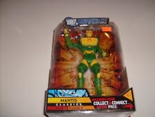 "DC Universe Wave 9 Mantis Variant 6"" Action Figure With CHEMO BAF Left Arm New"